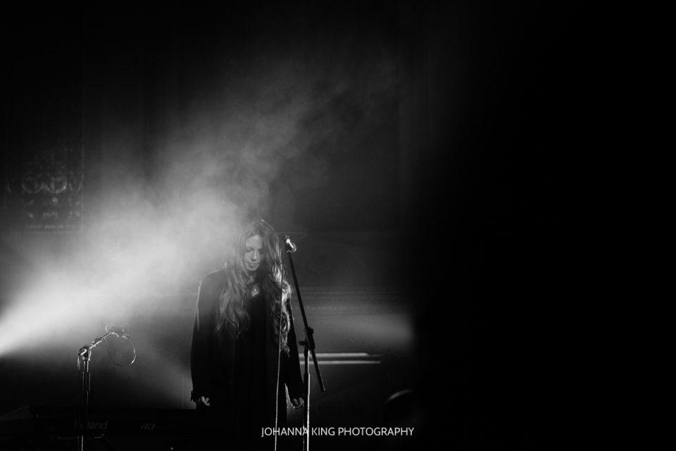 Lisa Lambe's concert at the Dublin Trad Fest