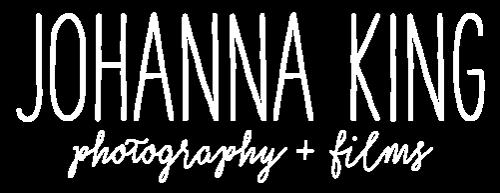 Johanna King Photo Films White