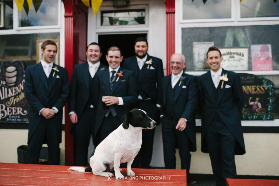 Mount Druid Wedding Ireland