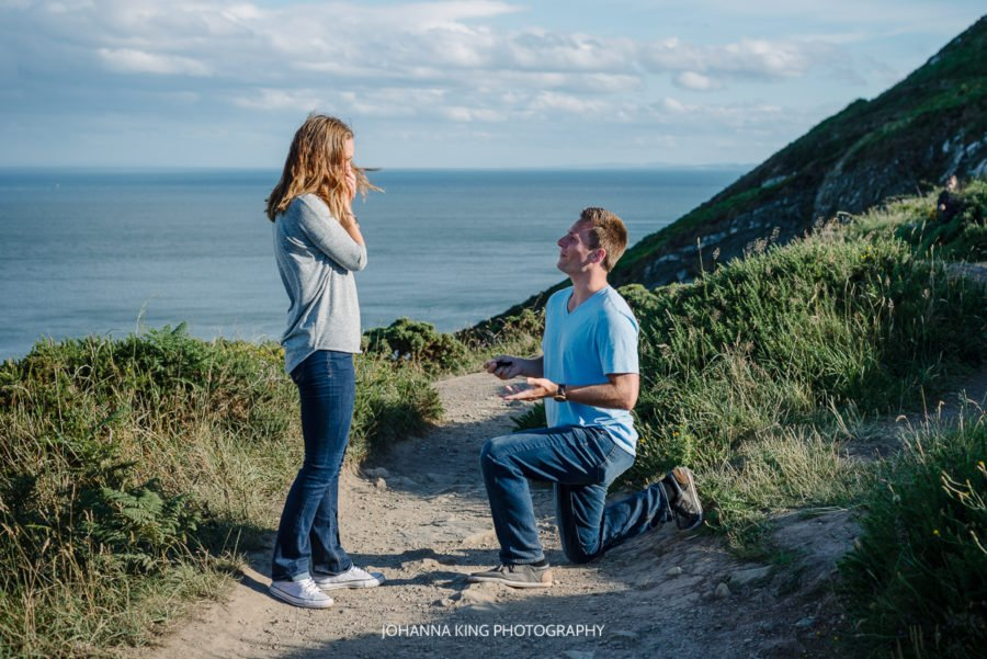 proposal vacation dublin photography
