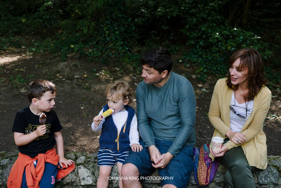 Killiney Hill Outdoor Family Session