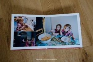 Dublin Family Session Photo Album
