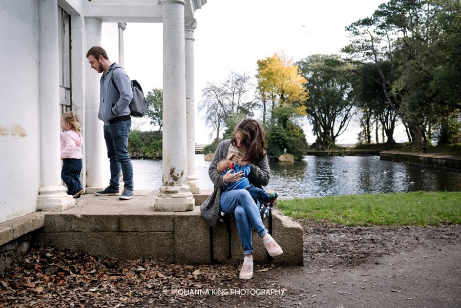 Family Outdoor Photography Session St Anne's Park Walk